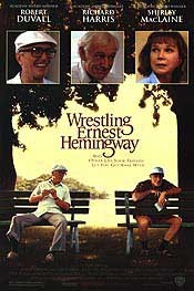 Wrestling Ernest Hemmingway