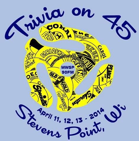 Trivia 45 Logo